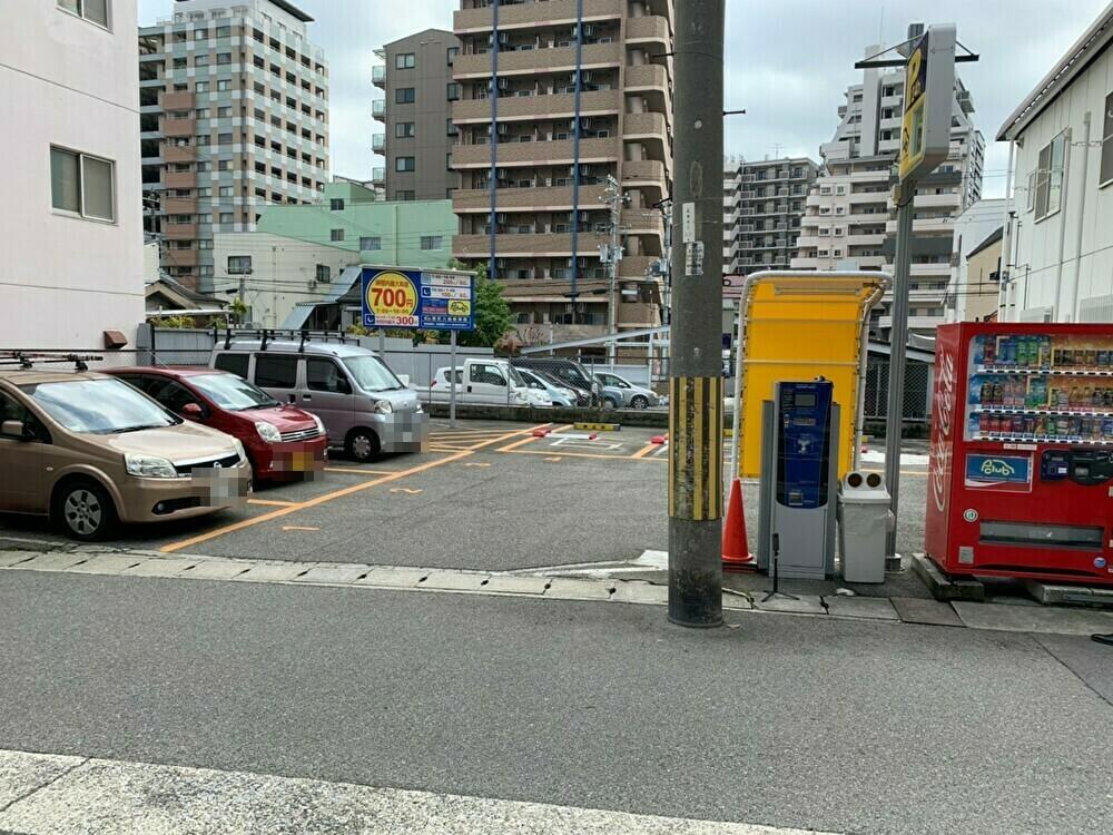 湊町入船駐車場