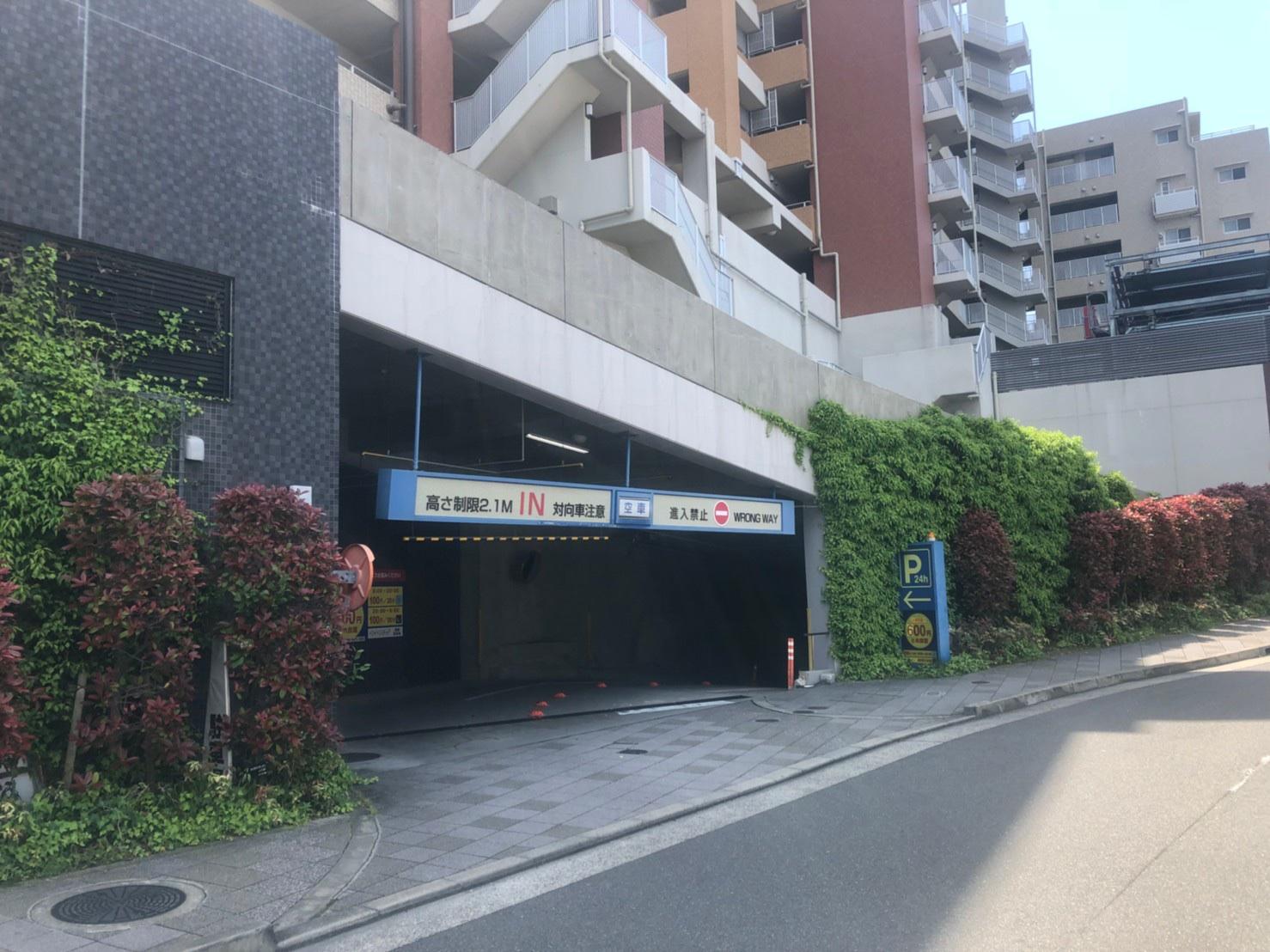 【時間貸し駐車場 東大阪市吉田】パザパはなぞの駐車場