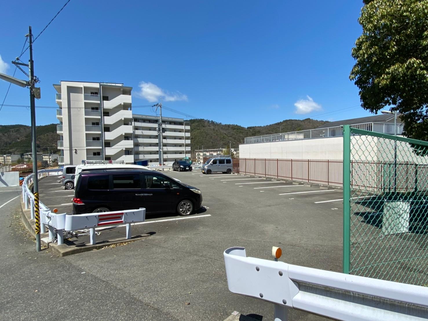 唐櫃駐車場