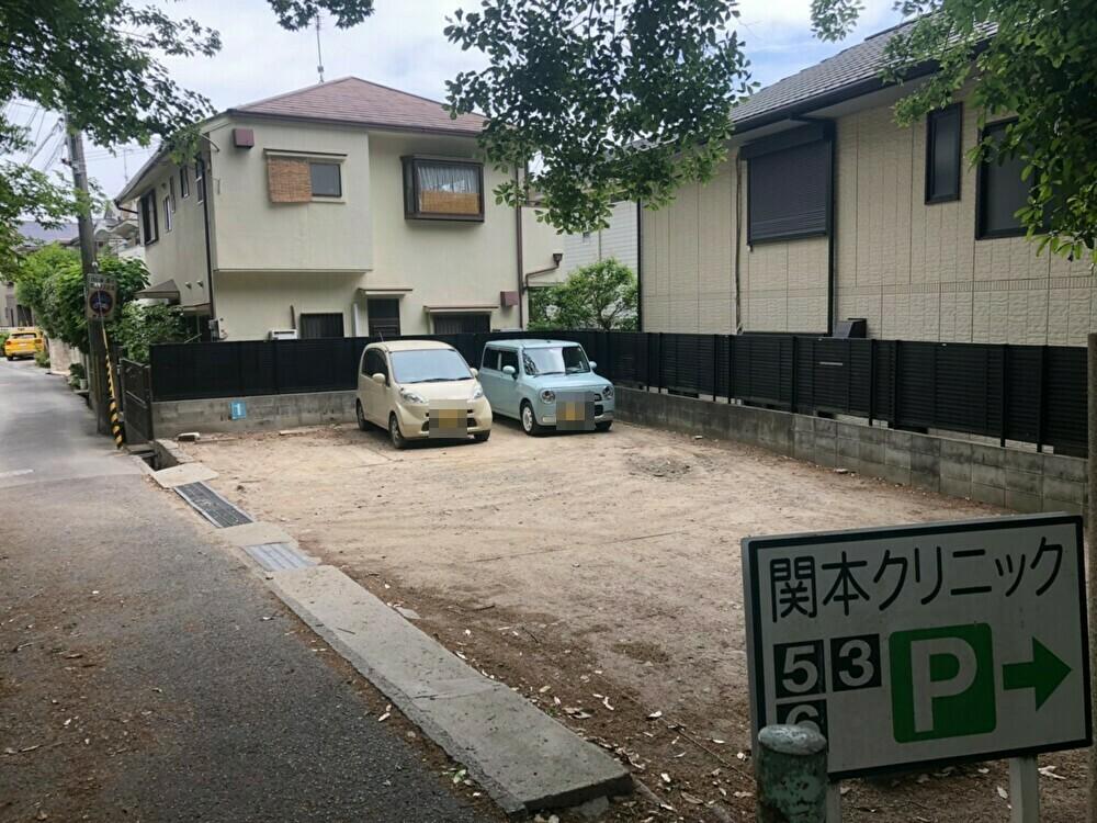 【月極駐車場 神戸市灘区八幡町】美里駐車場