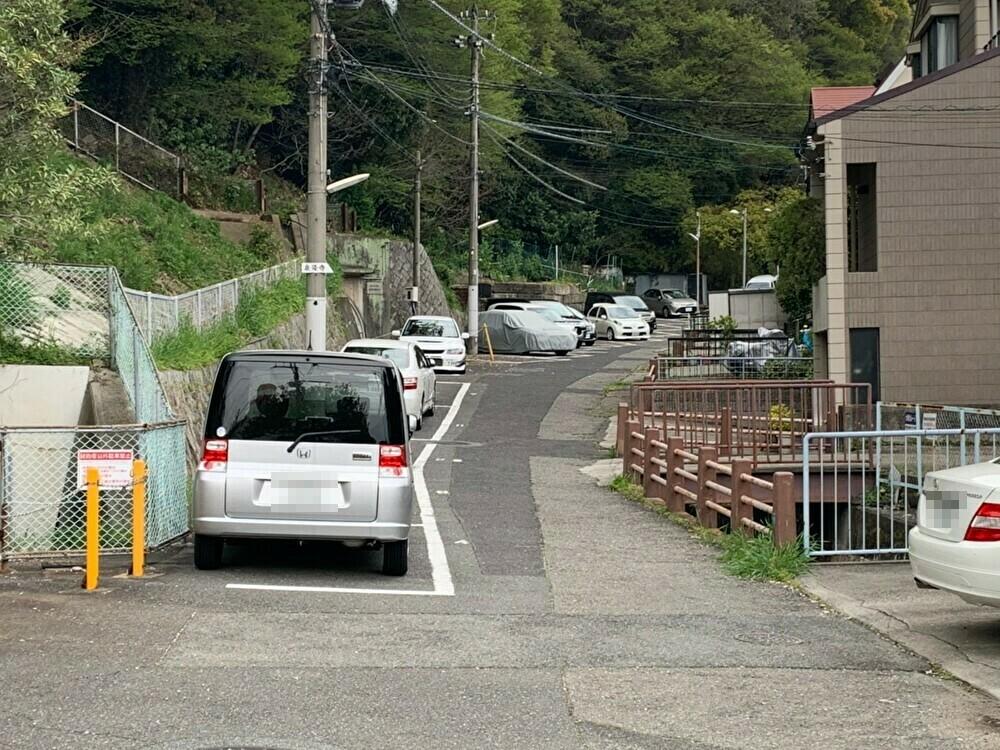 熊内駐車場