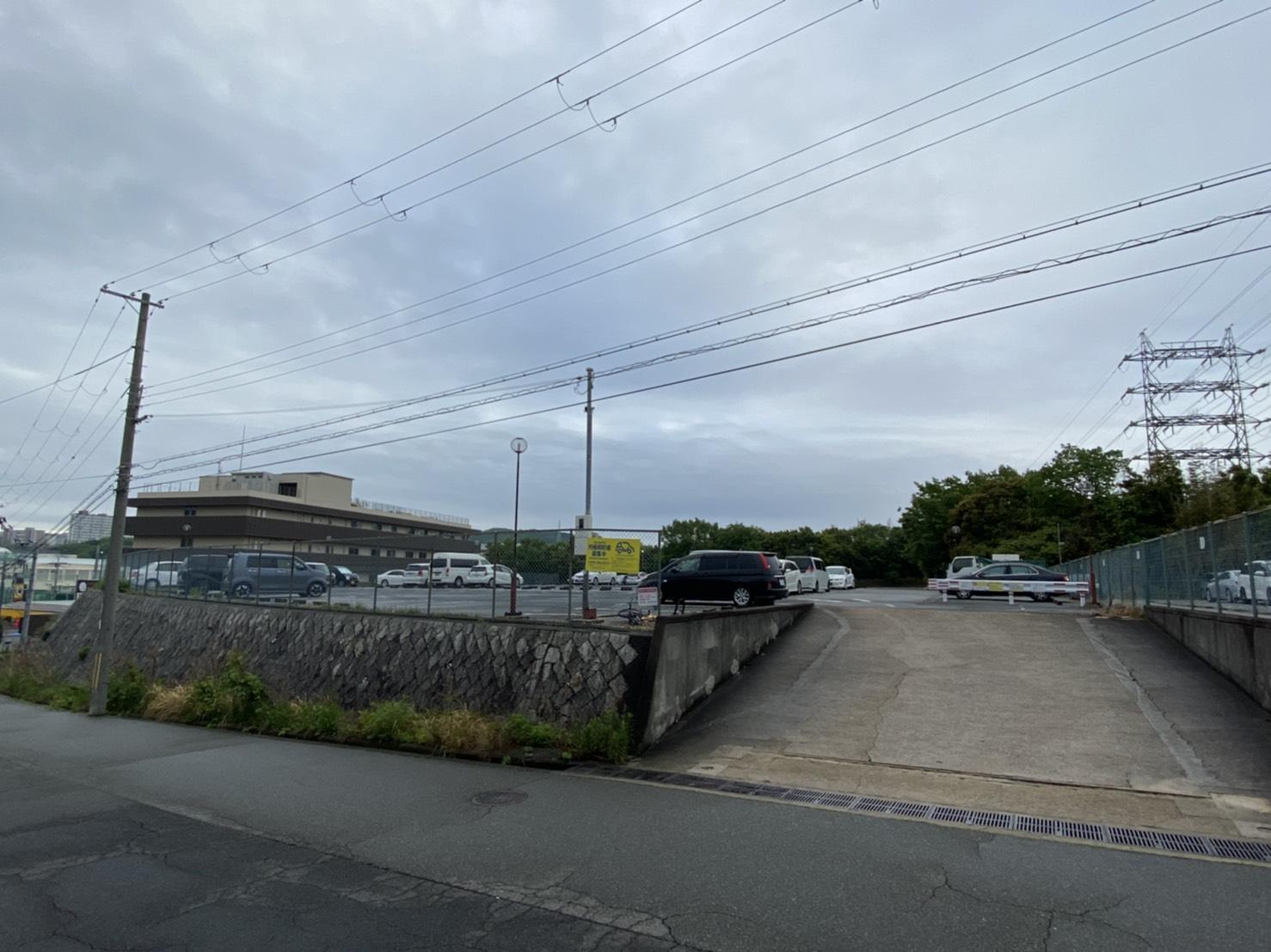 【月極駐車場 神戸市須磨区西落合】落合駐車場