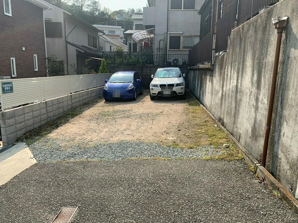 篠原台駐車場